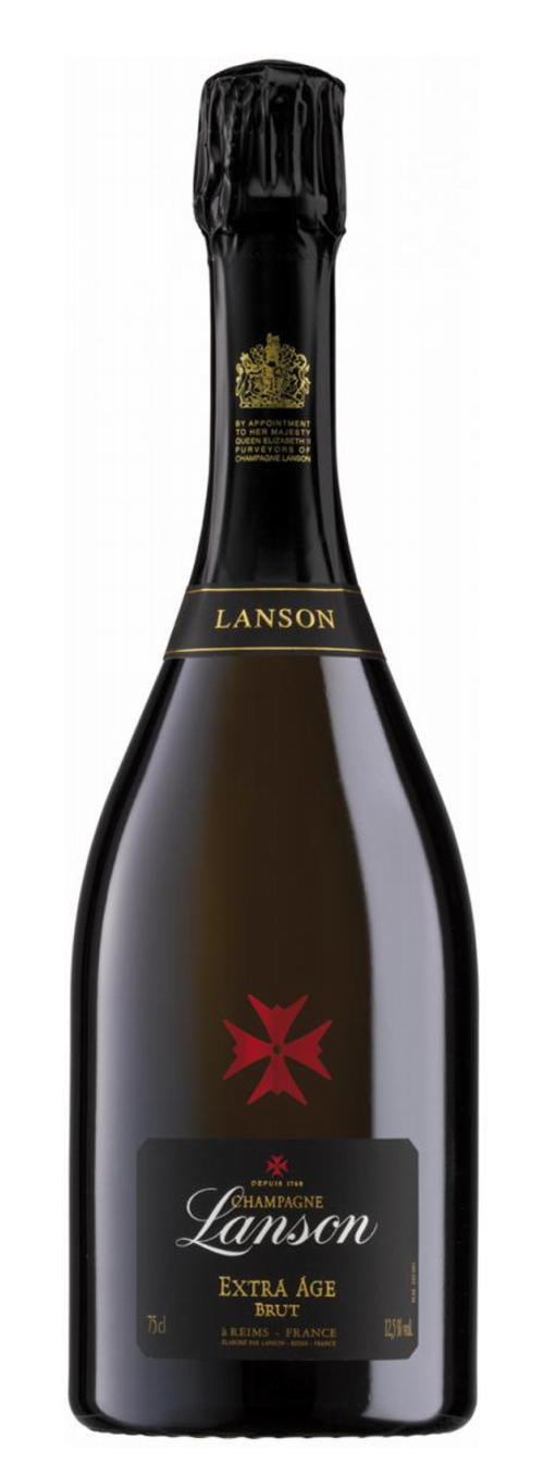 Champagne Lanson Brut Extra Age